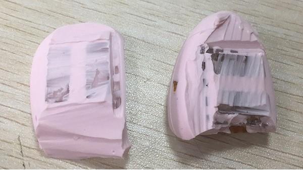 液体硅胶包PC用什么处理剂能达到破材效果