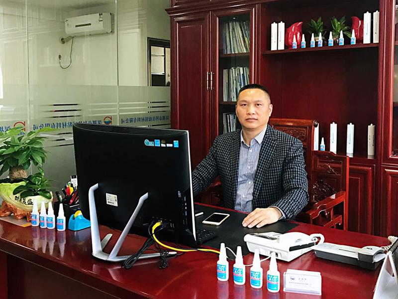 科佳-董事长形象