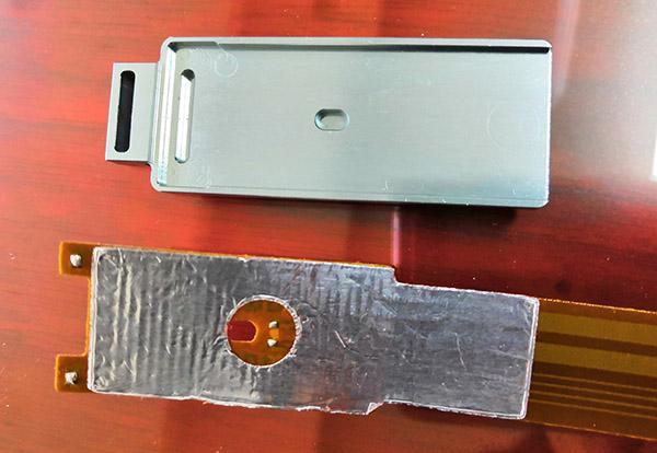 铝片粘FPC电路板6363H4