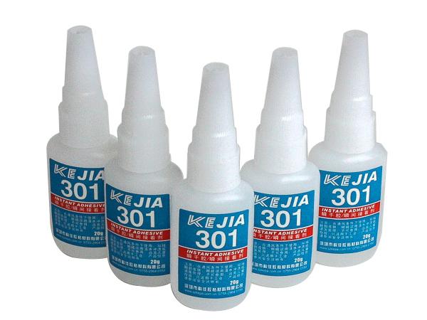 低粘度通用型快干胶KJ-301