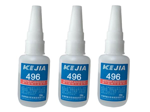 粘塑料快干胶水KJ-496